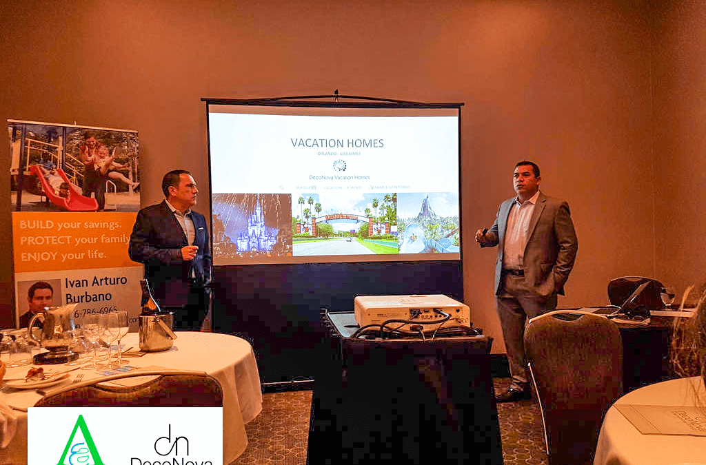 Photo Gallery VIP Presentation Toronto – How to invest successfully in Florida from Canada