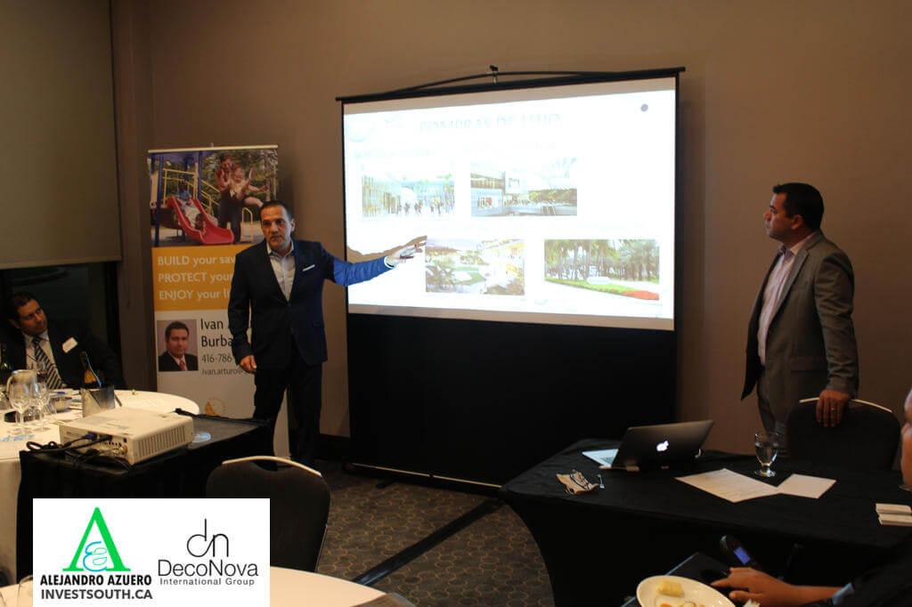 Gallery VIP Presentation Toronto